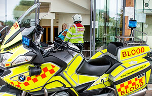 Bristol blood bikes