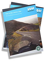 IAM publication - How to be a better rider