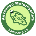 Bristol Advanced Motorcyclists logo