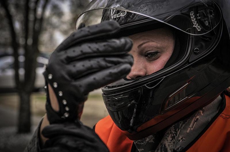 Bike Fresh women's motorcycle event