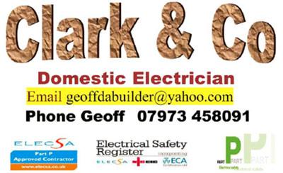 Clarke electrician