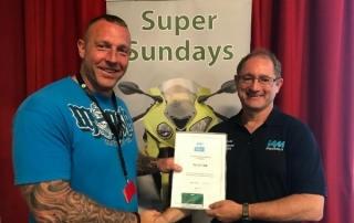 Bristol Advanced Motorcyclist award