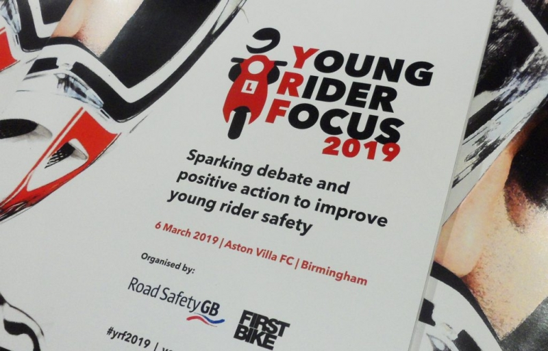 IAM Young Rider Focus conference