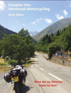 Insights into Advanced Motorcycling book